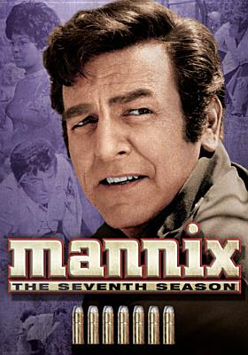 MANNIX:SEVENTH SEASON BY MANNIX (DVD)